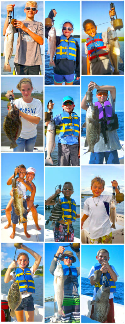 Surf City Fishing Charters - NX Topsail Fishing Guide